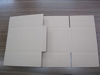 箱の展開図