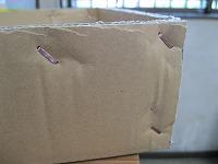 鋲とめの箱